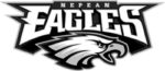 nepean_eagles_logo_bw